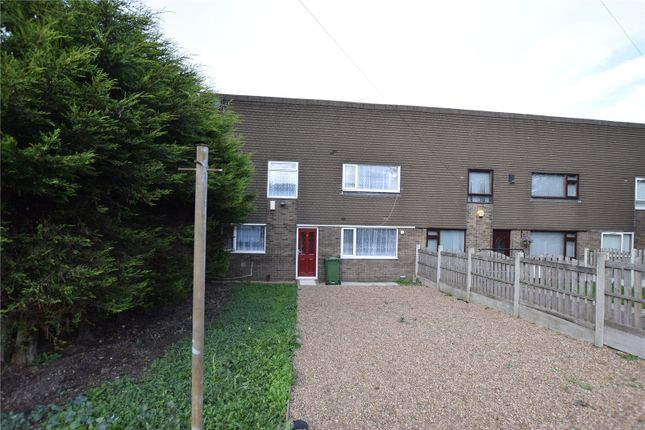 Thumbnail Town house to rent in Granhamthorpe, Leeds, West Yorkshire
