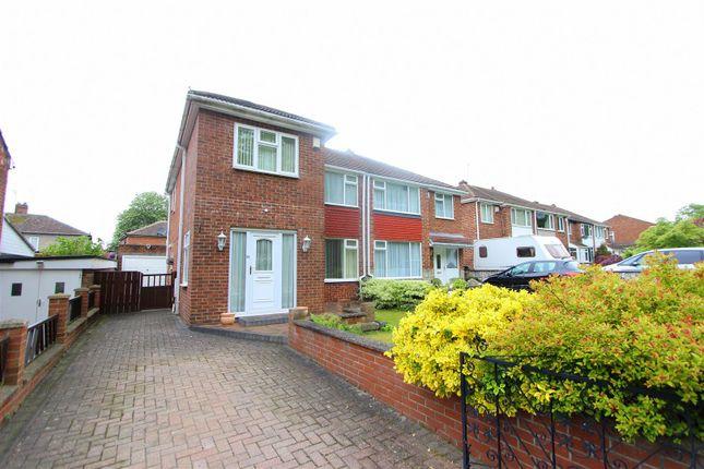 Thumbnail Semi-detached house to rent in Faverdale Road, Darlington