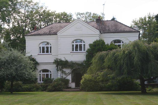 Thumbnail Property to rent in 14 Copsem Lane, Esher