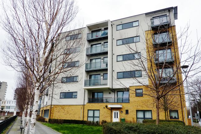 Thumbnail Flat for sale in Dutton House, Southmere Village, Abbey Wood