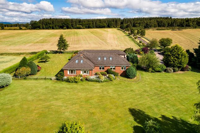 3 bed detached house for sale in Farmton, Auchterarder, Perthshire PH3