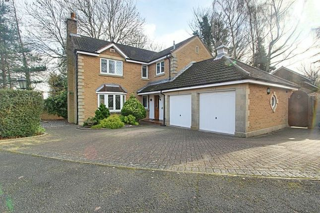 Thumbnail Detached house for sale in The Paddocks, Kirk Ella, Hull