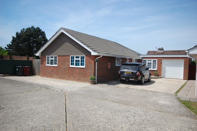 Thumbnail Detached bungalow for sale in The Horse Shoe, Selsey, Chichester