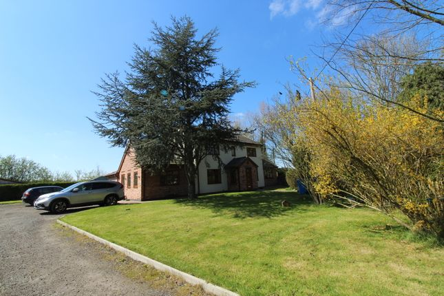 Thumbnail Detached house for sale in Northend Lane, Halewood, Liverpool