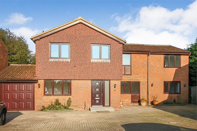 Detached house for sale in Barton Crescent, East Grinstead, West Sussex