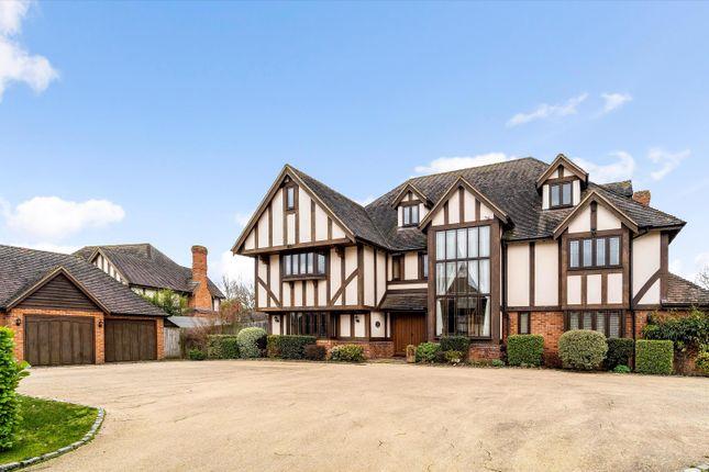Thumbnail Detached house for sale in The Spires, Bishop's Stortford, Hertfordshire CM23.