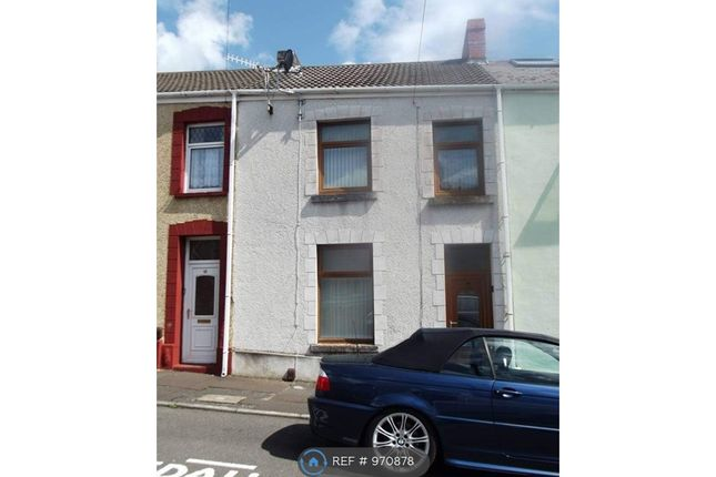 Thumbnail Terraced house to rent in Tymawr Street, Swansea