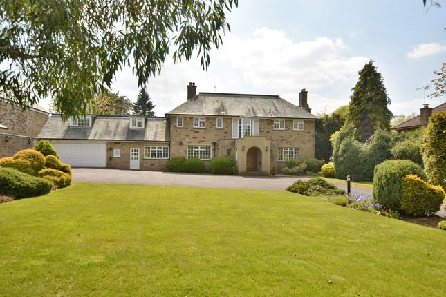 Thumbnail Property for sale in South Lawns, Wigton Lane, Alwoodley, Leeds