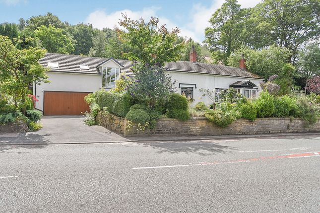 Thumbnail Detached house for sale in Mottram Old Road, Hyde, Greater Manchester