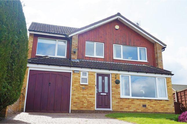 Thumbnail Detached house for sale in Arthursdale Close, Leeds