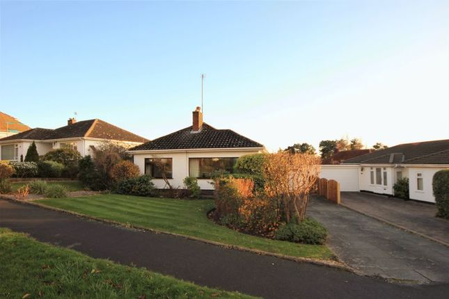 Thumbnail Detached bungalow for sale in Teals Way, Heswall, Wirral