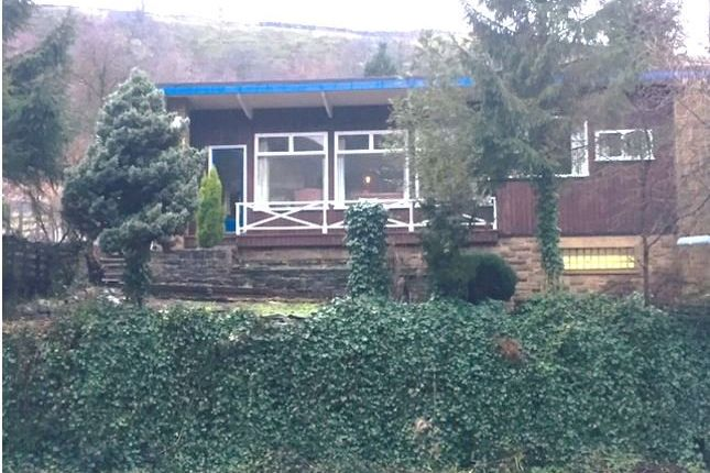 Thumbnail Detached bungalow for sale in Rochdale Road, Walsden, Todmorden