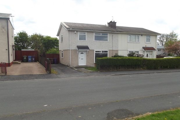 Thumbnail Semi-detached house to rent in Ryeside Road, Glasgow