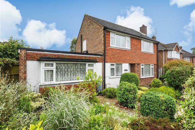 Thumbnail Detached house for sale in Ersham Road, Hailsham