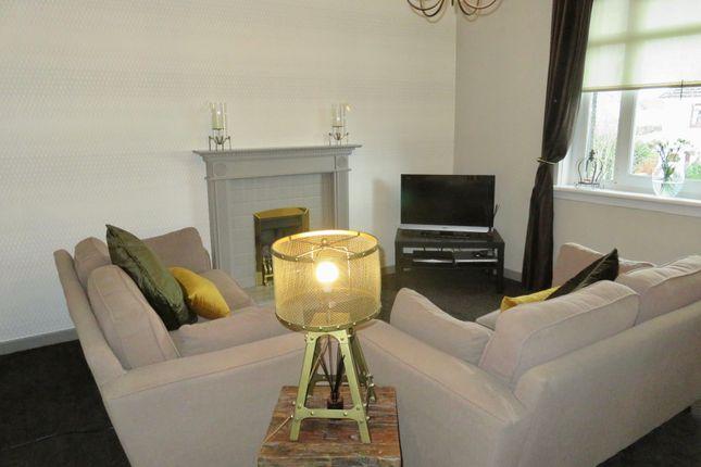 Lounge of Bush Crescent, Wishaw ML2