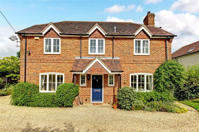 Thumbnail Detached house for sale in Woolton Hill, Newbury, Hampshire