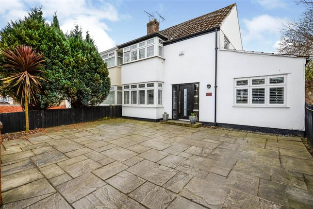 Thumbnail Semi-detached house for sale in Leyfield Road, Liverpool