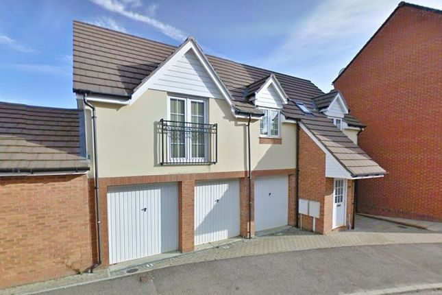 Thumbnail Flat for sale in Romney Point, Repton Park, Ashford
