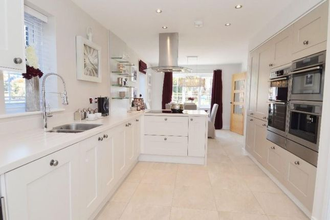 Thumbnail Detached house for sale in Cawston Lane, Rugby, Warwickshire