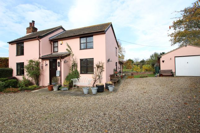 Thumbnail Country house for sale in The Green, Flowton, Ipswich, Suffolk
