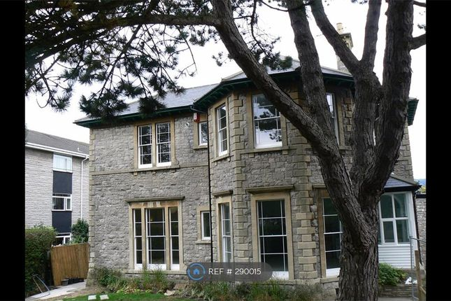 Thumbnail Flat to rent in Ellenborough Park North, Weston Super Mare