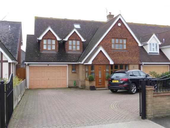 Thumbnail Detached house for sale in Canvey Island, Essex, .