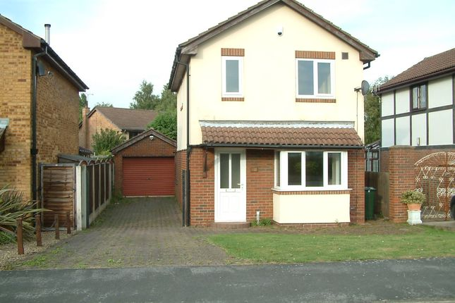 Thumbnail Detached house to rent in Challenger Drive, Sprotbrough