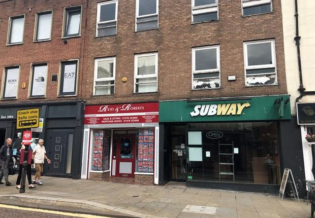 Thumbnail Retail premises to let in High Street, Wrexham