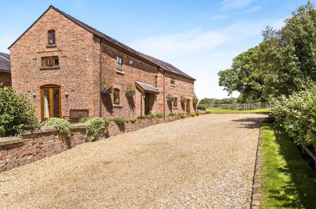 Thumbnail Barn conversion for sale in Hall Carr Lane, Longton, Preston, Lancashire