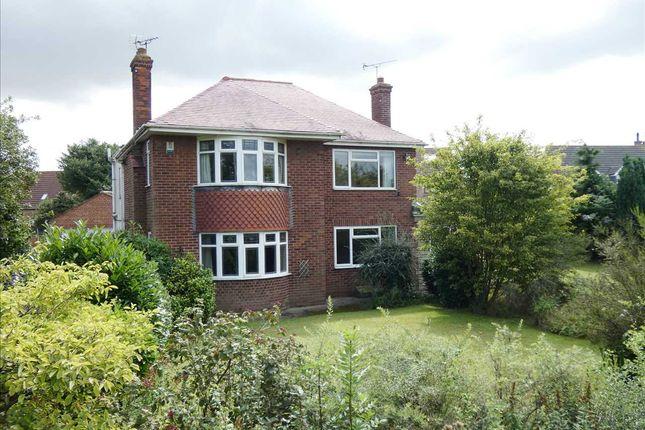 Thumbnail Detached house for sale in Gainsborough Road, Scotter, Gainsborough