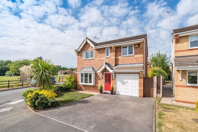 Thumbnail Detached house for sale in St. Christophers Drive, Liverpool