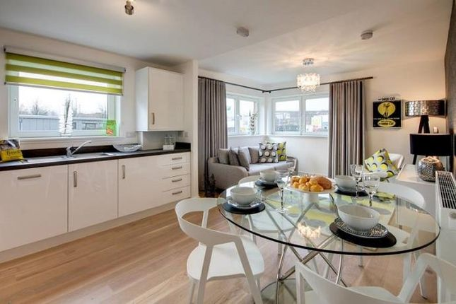 Thumbnail Flat to rent in Mulberry Crescent, Renfrew