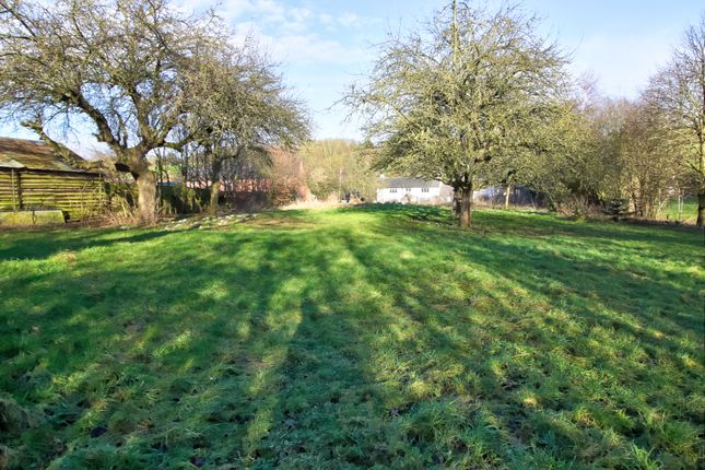 Thumbnail Land for sale in Nether End, Great Dalby, Melton Mowbray