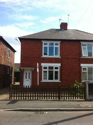 Thumbnail Semi-detached house to rent in Bottesford Avenue, Scunthorpe