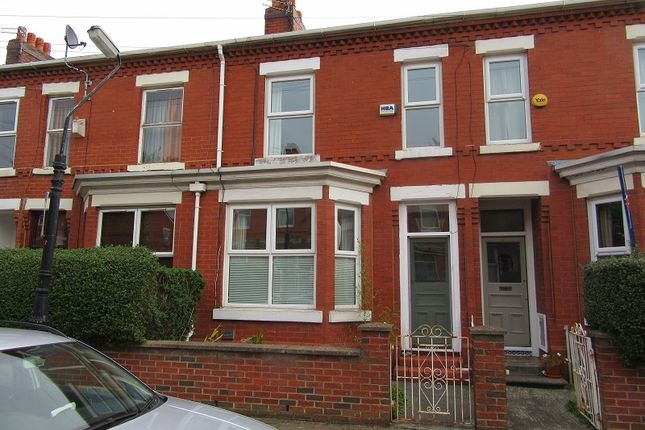 Thumbnail Terraced house for sale in Carlton Street, Old Trafford, Manchester