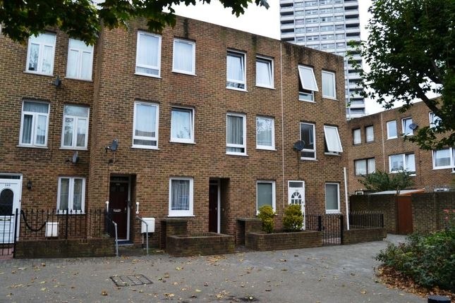 Thumbnail End terrace house to rent in Bruce Road, Bromley By Bow