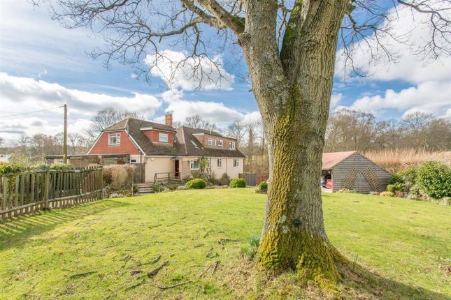 Thumbnail Detached house for sale in Nettlesworth Lane, Old Heathfield, Heathfield