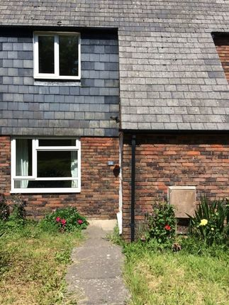 Thumbnail Terraced house to rent in Maplehurst Road, Chichester
