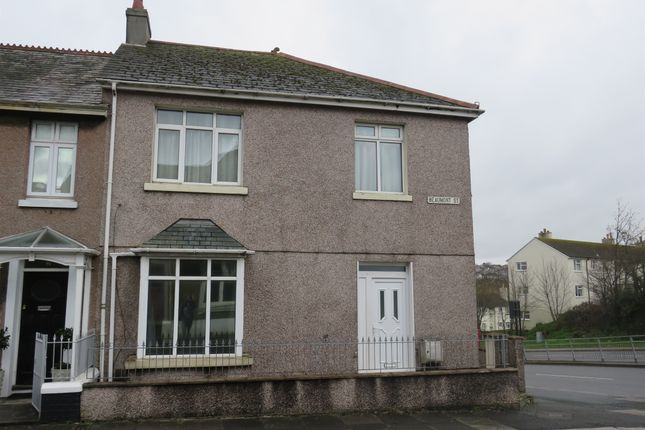 Thumbnail Flat for sale in Beaumont Street, Milehouse, Plymouth