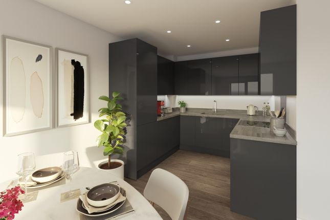 Thumbnail Flat for sale in Orleans House, Edmund St, Liverpool, Merseyside