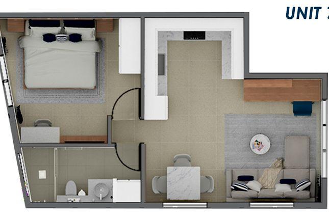 Thumbnail Apartment for sale in Unit 7, Casuarina Grande, Casuarina Drive, Mullins