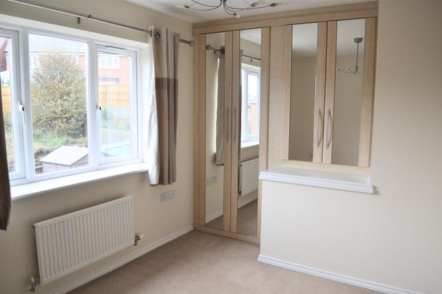 Master Bedroom of Merton Close, Church Gresley, Swadlincote DE11