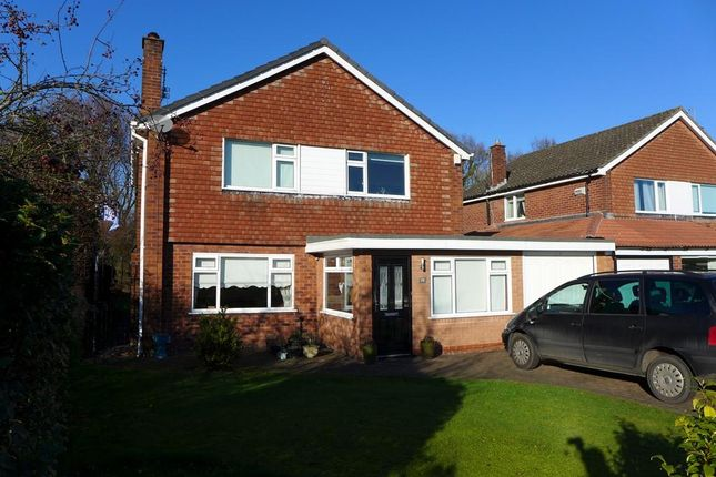 Thumbnail Detached house for sale in Oakdale Drive, Heald Green, Cheadle