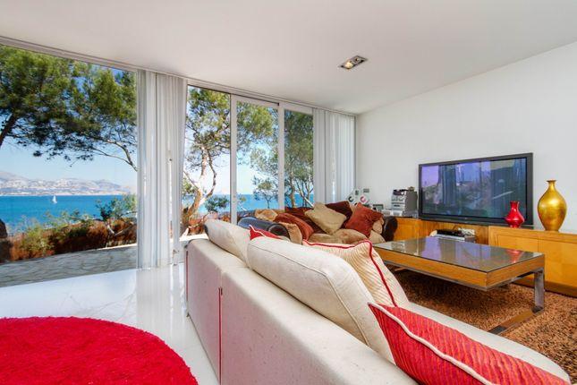 Thumbnail Villa for sale in Alfaz Del Pi, Costa Blanca South, Costa Blanca, Valencia, Spain