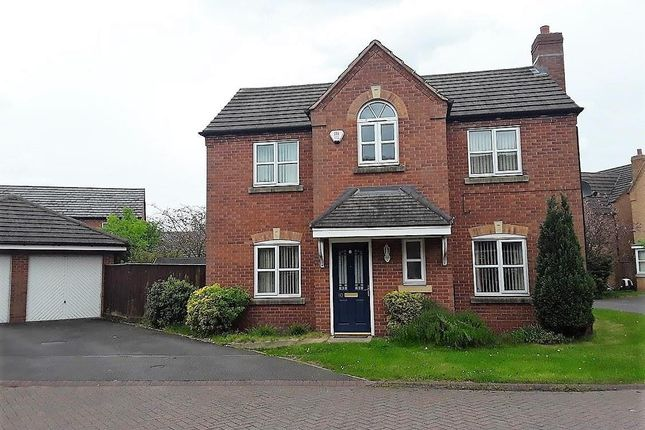 Thumbnail Detached house for sale in Old Toll Gate, St. Georges, Telford