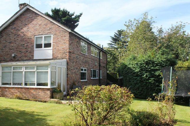 Thumbnail Flat to rent in Macclesfield Road, Alderley Edge