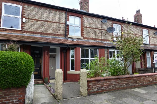 Thumbnail Terraced house to rent in Buxton Avenue, West Didsbury, Didsbury, Manchester