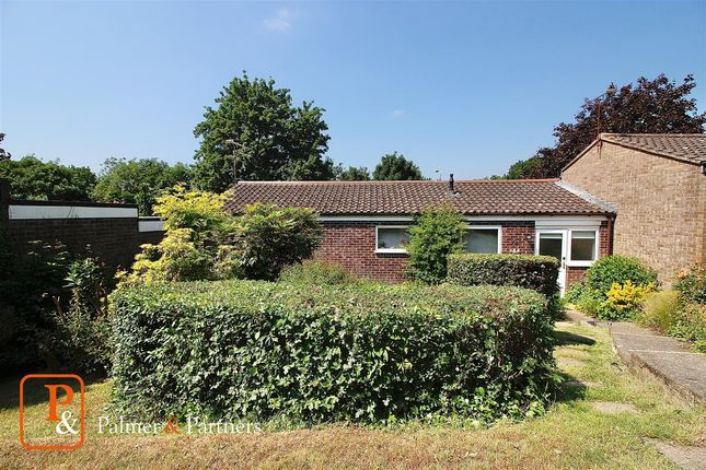 2 bed terraced bungalow for sale in Furness Close, Ipswich IP2
