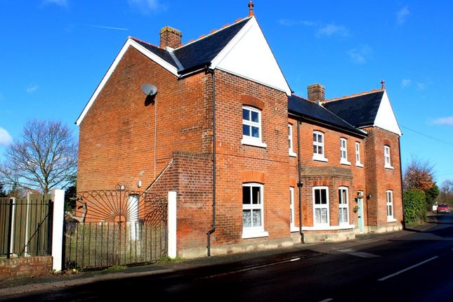 Thumbnail Detached house for sale in High Street, Great Oakley, Harwich