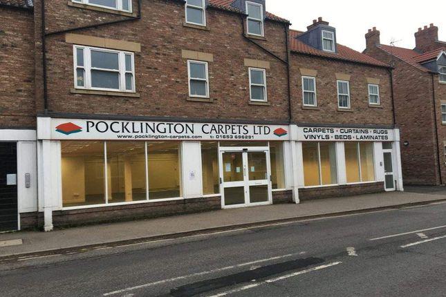 Thumbnail Retail premises to let in 102 Commercial Streetnorton, York